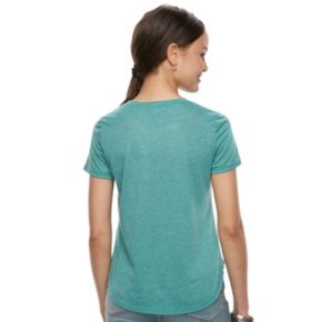 """Juniors' Modern Lux """"Obviously I'm a Mermaid"""" Graphic Tee"""