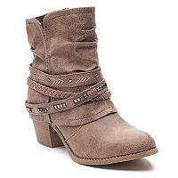3 Pairs of Women's Boots (Various Styles) + $15 Kohls Cash