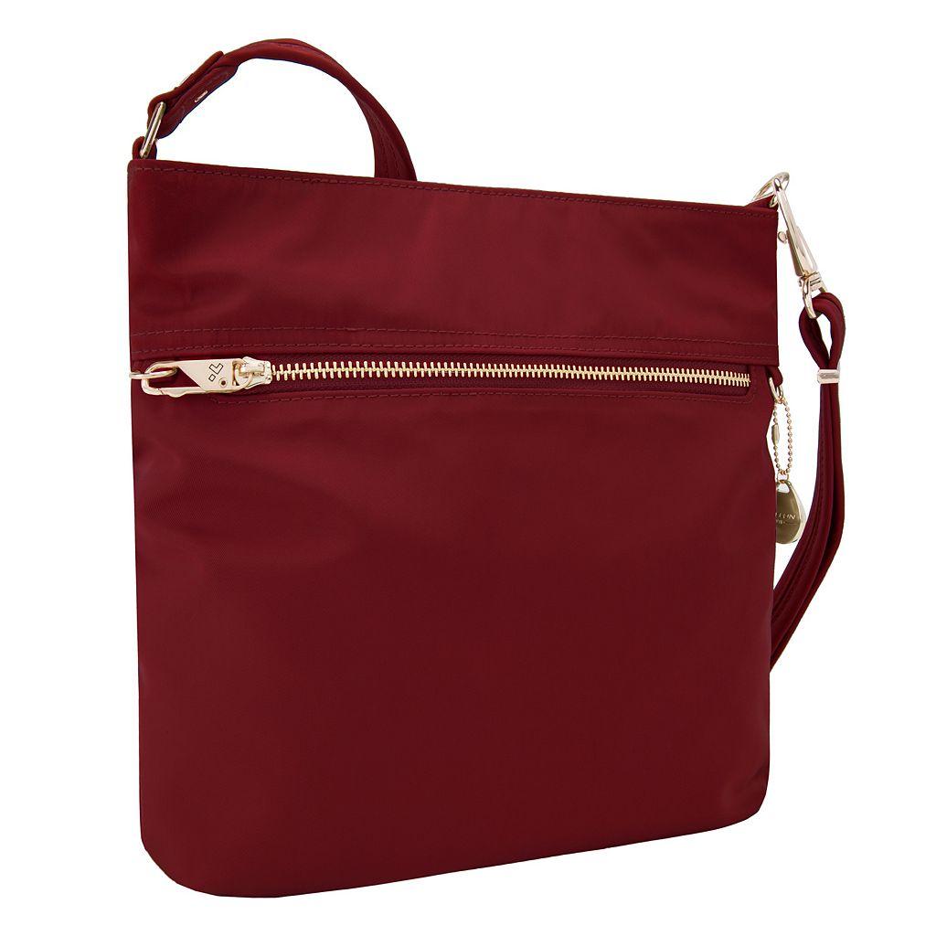 Travelon Anti-Theft Tailored North-South Slim Bag