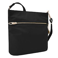 Travelon Anti-Theft Tailored North-South Slim Bag