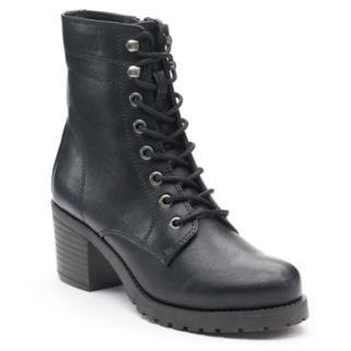 madden NYC Klarra Women's Combat Boots