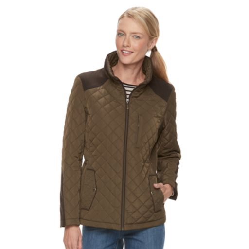 Women's Gallery Quilted Jacket