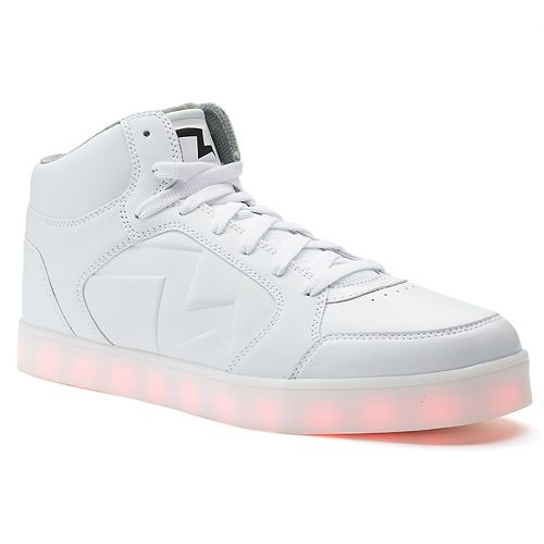 new product f8232 0b8cb Skechers Energy Lights Men s Light-Up Shoes