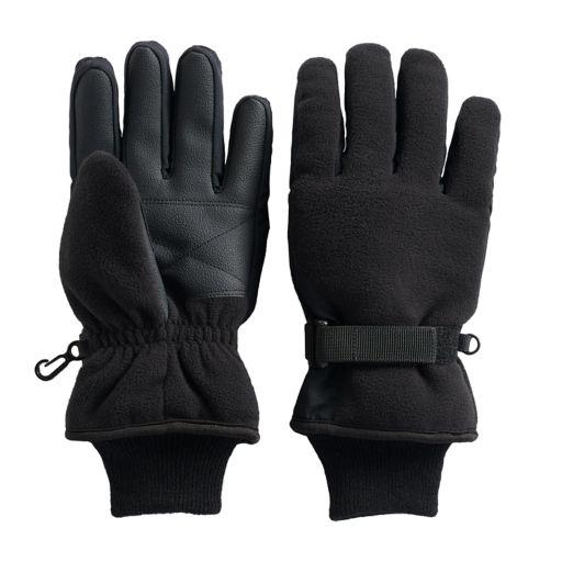 Boys Tek Gear® Microfleece Gloves