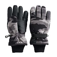 Boys Tek Gear® Microfleece Gloves