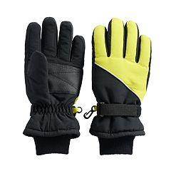 Boys 4-20 Tek Gear WarmTek Ski Gloves