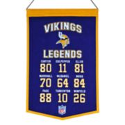 Winning Streak Minnesota Vikings Legends Banner