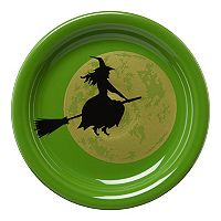 Fiesta Harvest Moon Witch Appetizer Plate