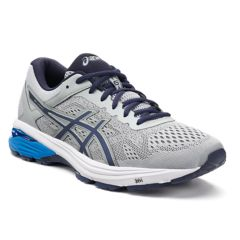 ASICS GEL-EXCITE 4 - Neutral running shoes - black/race blue