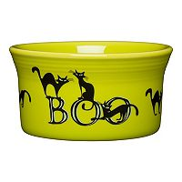 Fiesta Trio Of Boo Cats Ramekin