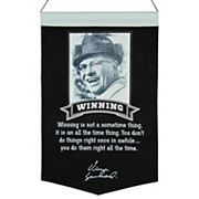 Winning Streak Vince Lombardi Winning Banner