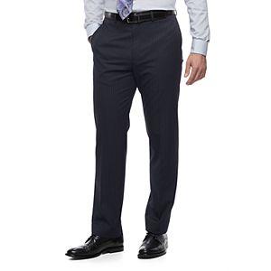 6b423860ddf Men's Van Heusen Flex Straight-Fit Melange Twill Flat-Front Pants