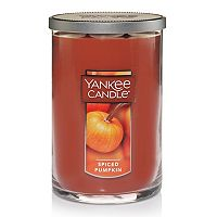 Yankee Candle Spiced Pumpkin Tall 22-oz. Candle Jar