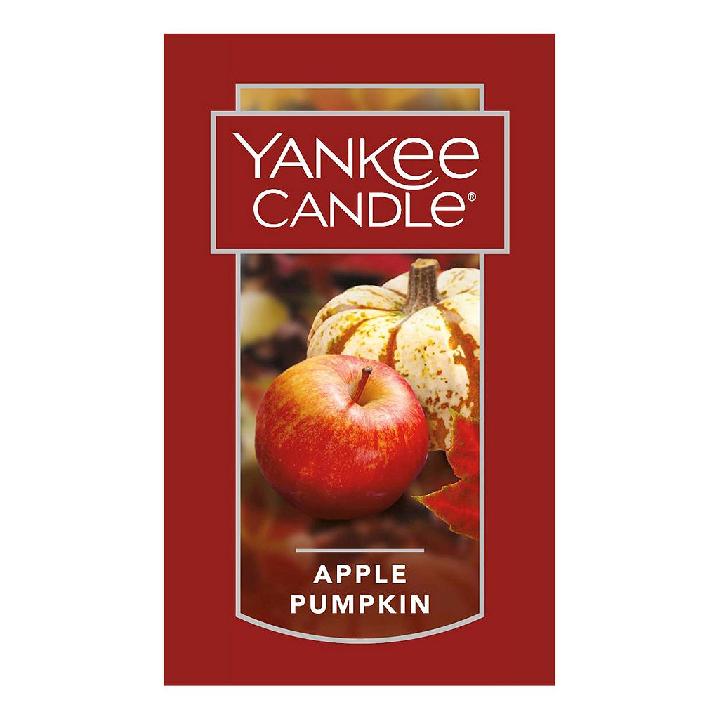 Yankee Candle Apple Pumpkin Tall 22-oz. Candle Jar