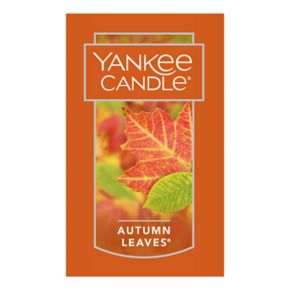 Yankee Candle Autumn Leaves Tall 22-oz. Candle Jar