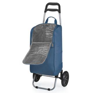 Picnic Time Cleveland Indians Cart Cooler