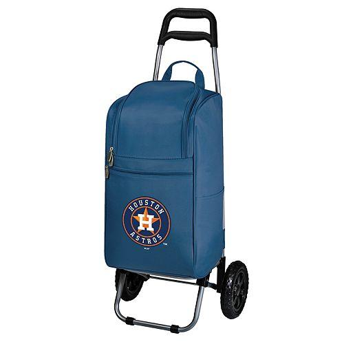 Picnic Time Houston Astros Cart Cooler