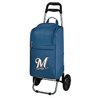 Picnic Time Milwaukee Brewers Cart Cooler
