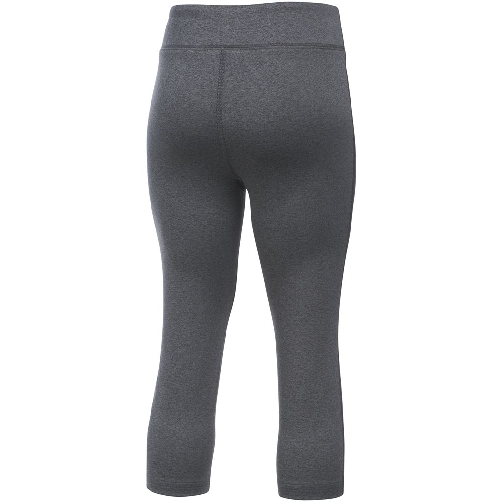 Girls 7-16 Under Armour HeatGear Capri Leggings