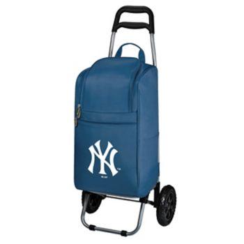 Picnic Time New York Yankees Cart Cooler