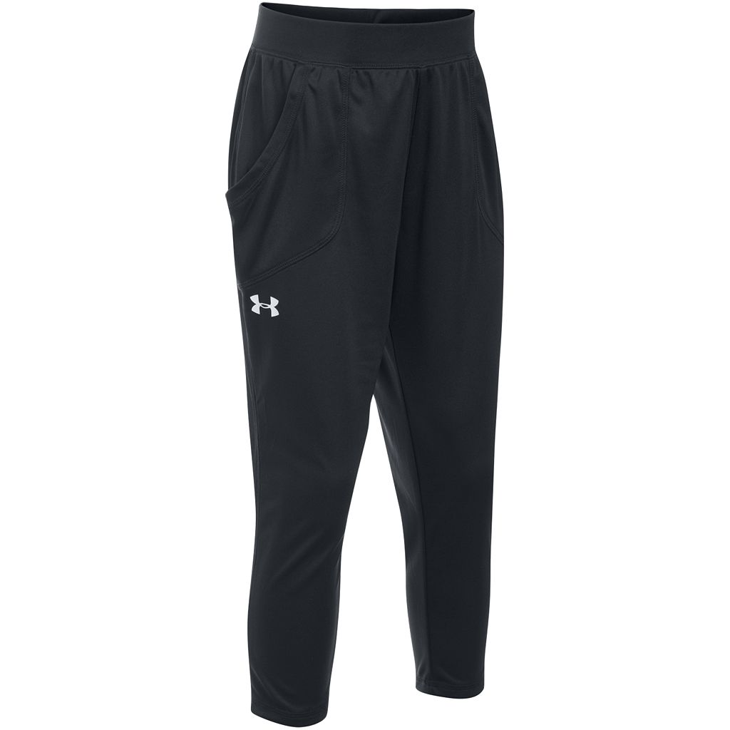 Girls 7-16 Under Armour Tech Capri Leggings