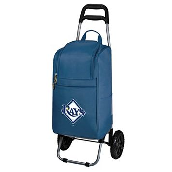 Picnic Time Tampa Bay Rays Cart Cooler