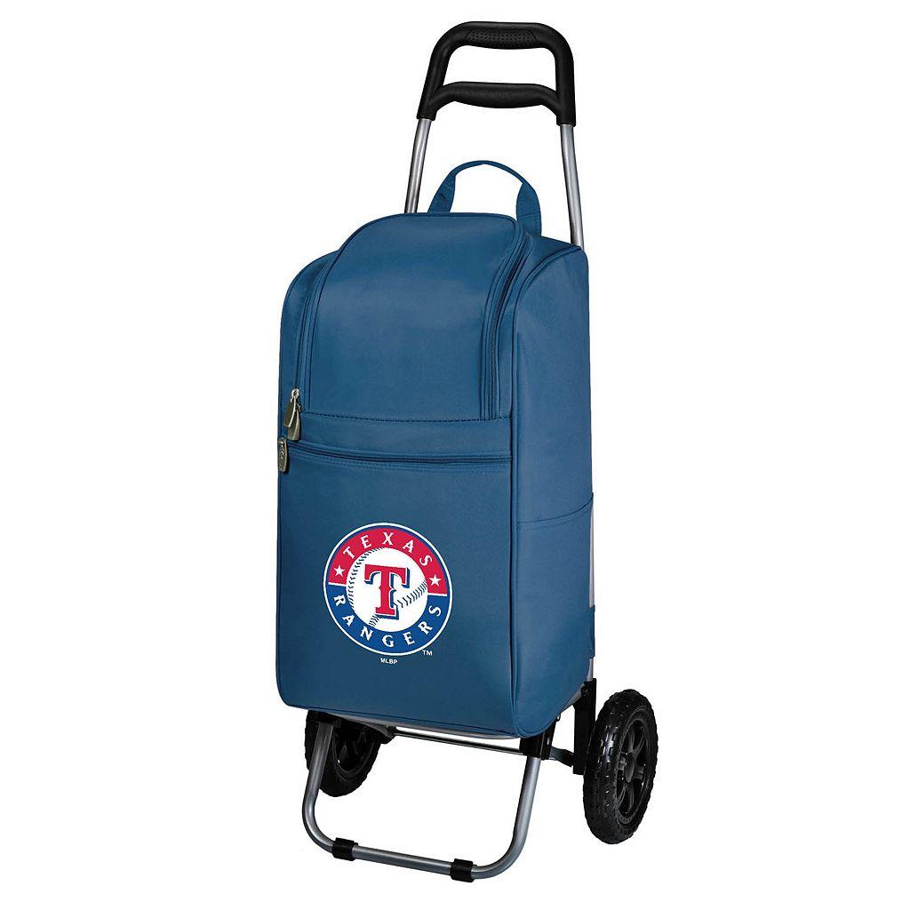 Picnic Time Texas Rangers Cart Cooler