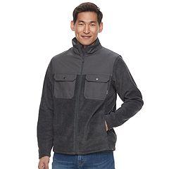 Men's Columbia Flattop Ridge Omni-Wick Fleece Jacket