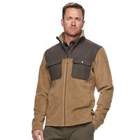Men's Columbia Flattop Ridge Omni-Wick Fleece Jacket