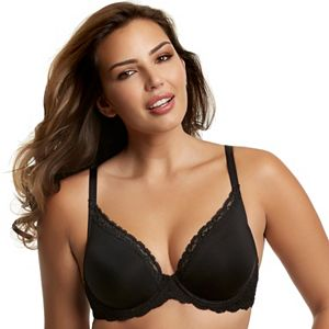 c4425a8be2 Paramour by Felina Bra  Priscilla Sheer Unlined Full-Figure Demi Bra  110019. Regular