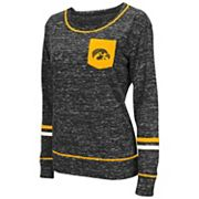 Juniors' Campus Heritage Iowa Hawkeyes Homies Tee