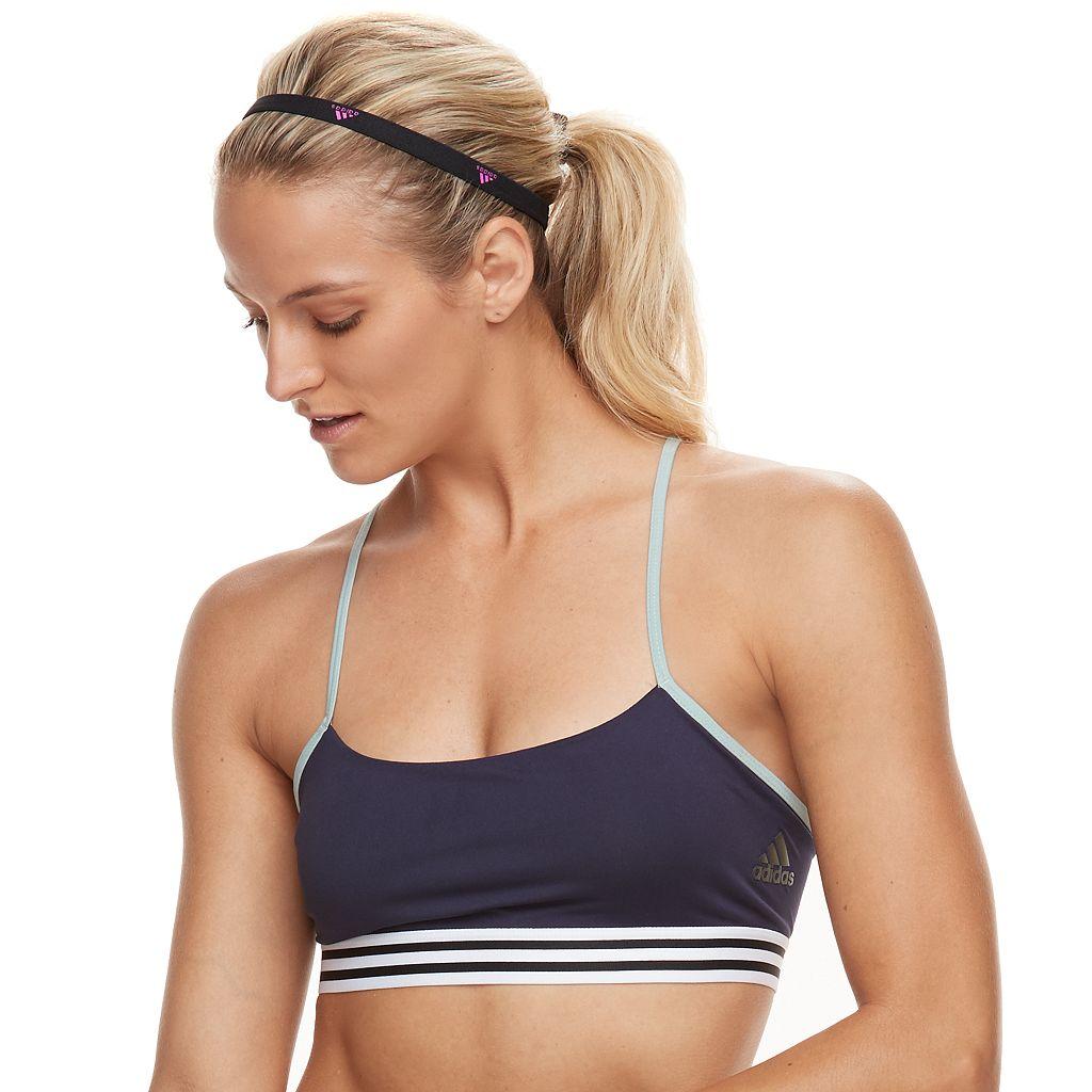 Women's adidas Cross-Band Sports Bra
