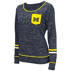 Juniors' Campus Heritage Michigan Wolverines Homies Tee