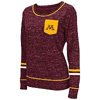 Women's Campus Heritage Minnesota Golden Gophers Homies Tee