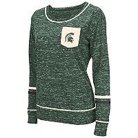 Women's Campus Heritage Michigan State Spartans Homies Tee