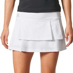 Women's adidas Advantage Layered Tennis Skort
