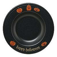 Fiesta Trio Of Happy Pumpkins 12-oz. Pasta Bowl
