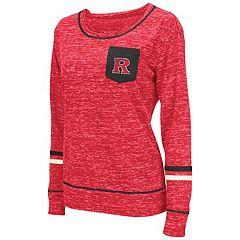 Juniors' Campus Heritage Rutgers Scarlet Knights Homies Tee