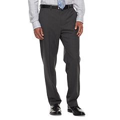Men's Chaps Performance Series Classic-Fit Stretch Suit Pants