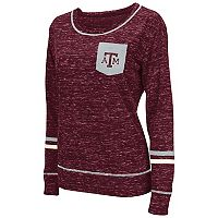 Juniors' Campus Heritage Texas A&M Aggies Homies Tee