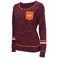 Juniors' Campus Heritage Virginia Tech Hokies Homies Tee