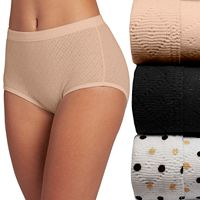 Jockey Elance Breathe 3-pack Pointelle Briefs 1542