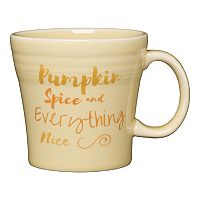 Fiesta Pumpkin Spice 15-oz. Tapered Mug