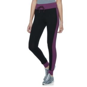 Juniors' SO® Yoga Colorblock Leggings