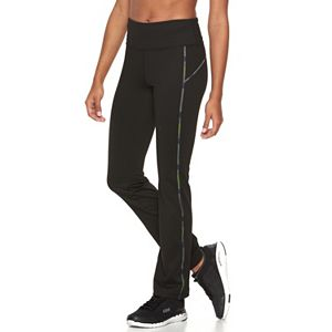 Women's FILA SPORT® Slim & Straight Workout Pants