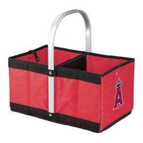Picnic Time Los Angeles Angels of Anaheim Urban Folding Picnic Basket