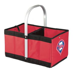 Picnic Time Philadelphia Phillies Urban Folding Picnic Basket