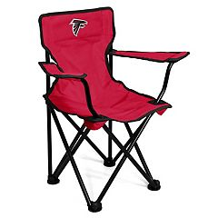 Logo Brands Atlanta Falcons Toddler Portable Folding Chair