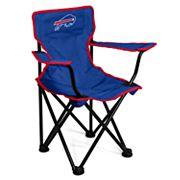 Logo Brands Buffalo Bills Toddler Portable Folding Chair