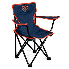 Logo Brands Chicago Bears Toddler Portable Folding Chair